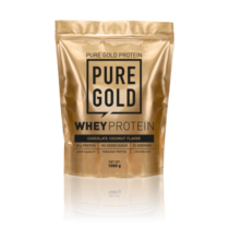 Pure Gold Whey Protein 1000 g (Chocolate Coconut)