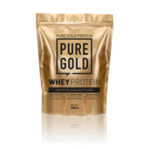 Pure Gold Whey Protein 1000 g (Chocolate Hazelnut)