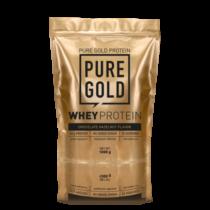 Pure Gold Whey Protein 1000 g (Chocolate Hazelnut)
