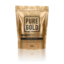 Pure Gold Whey Protein 2300 g (Erdei gyümölcs)