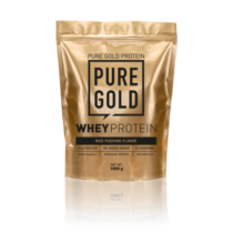Pure Gold Whey Protein 2300 g (Rizs puding)
