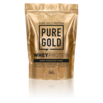 Pure Gold Whey Protein 2300 g (Citromos sajttorta)