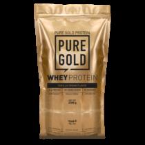 Pure Gold Whey Protein 2300 g (Vanillia krém)