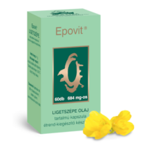 Bioextra Epovit ligetszépe kapszula 60 db