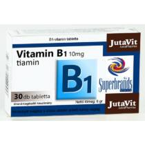 Jutavit B1 vitamin 10 mg 30 db