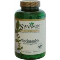 Swanson Niacin B3 vitamin 250 db
