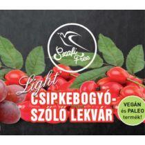 Szafi Free Lekvár csipkebogyó-szőlő (vegán és paleo) 350 g