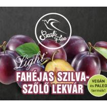 Szafi Free Lekvár fahéjas szilva-szőlő (vegán és paleo) 350 g