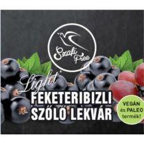 Szafi Free Lekvár feketeribizli-szőlő (vegán és paleo) 350 g