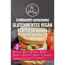 Szafi Free Lisztkeverék kenyér csökkentett rosttartalmú gluténmentes vegán 1000 g