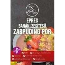 Szafi Free Zabpuding por eper-banán 300 g