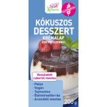 Szafi Reform Alap kókuszos desszert 200 g