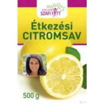 Szafi Reform Citromsav étkezési 500 g