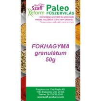 Szafi Reform Fűszer fokhagyma granulátum 50 g