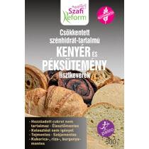 Szafi Reform Lisztkeverék kenyér csökkentett szénhidráttartalmú 500 g