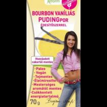 Szafi Reform Bourbon vaníliás pudingpor 70 g