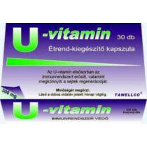 Tawellco U-vitamin kapszula 30 db