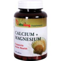 Vitaking Kalcium 500 mg-magnézium 250 mg tabletta 100 db