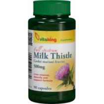 Vitaking Máriatövis 500 mg kapszula 90 db