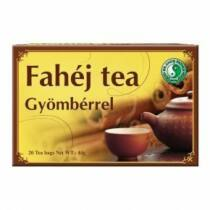 Dr. Chen Fahéj tea gyömbérrel 20 db