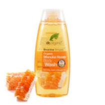 Dr. Organic Bio manuka méz tusfürdő 250 ml