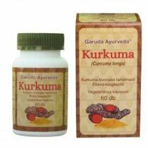 Garuda Ayurveda Kurkuma kapszula 60 db