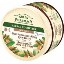 Green Pharmacy Arckrém argánolajos 150 ml