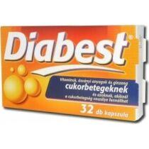 Innopharm Diabest kapszula 32 db