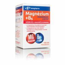 Innopharm Magnézium laktát+B6 filmtabletta 100 db