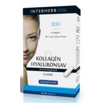 Interherb Kollagén hyaluronsav 30 db