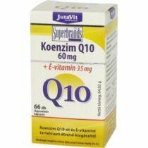 Jutavit Koenzim Q10 100 mg + E-vitamin kapszula 66 db