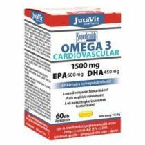 Jutavit Omega 3 cardiovascular kapszula 60 db