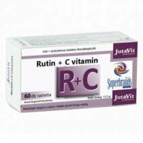 Jutavit Rutin + C-vitamin tabletta 50+10 db