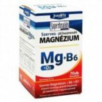 Jutavit Szerves magnézium+B6+D3 tabletta 70 db