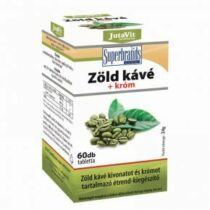 Jutavit Zöldkávé + króm tabletta 60 db