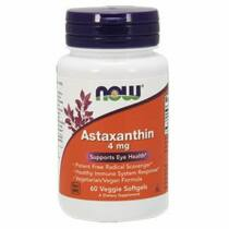Now Astaxanthin 4 mg kapszula 60 db