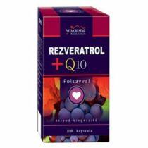 Vita Crystal Rezveratol+Q10 kapszula 30 db