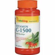 Vitaking C-1500 mg tabletta 60 db