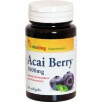 Vitaking Acai Berry 150 mg kapszula 60 db