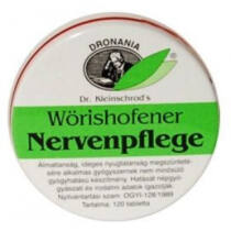 Wörishofen Nervenpflege tabletta 120 db