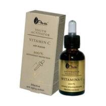 Ava Acerolás bőrmegújító ampulla C-vitaminnal 30 ml