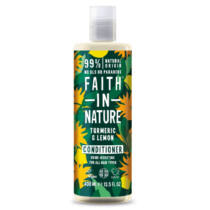 Faith In Nature Balzsam kurkuma és citrom 400 ml