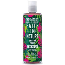 Faith In Nature Sampon sárkánygümölcs 400 ml