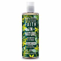 Faith In Nature Sampon tengeri hínár-citrus 400 ml