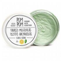 Pom Pom Tavaszi megújulás tisztító arcpakolás 65 g