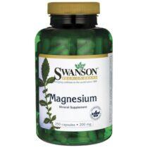 Swanson Magnézium kapszula 250 mg 250 db