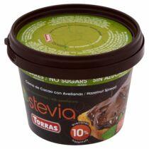 Torras Gluténmentes mogyorókrém steviával 200 g