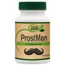Vitamin Station Prostman fűrészpálma kivonattal kapszula 30 db