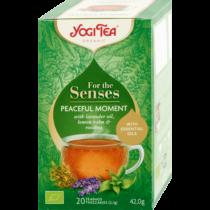 Yogi Bio Tea az érzékeknek nyugodt pillanat 20 db