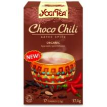 Yogi Bio Tea csokoládés chilis azték fűszeres 17 db